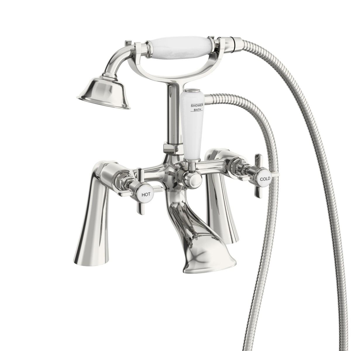 the bath co dulwich bath shower mixer tap victoriaplum com 360 image