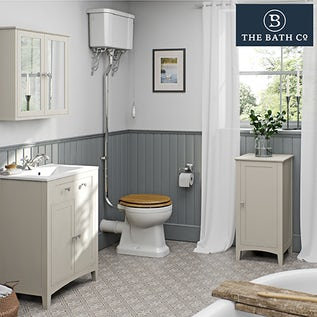 The Bath Co Bathroom Furniture
