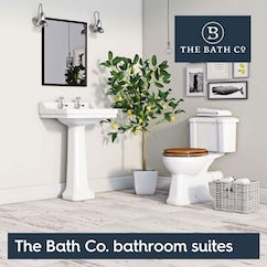 The Bath Co. bathroom suites