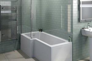 Modern bath and shower options
