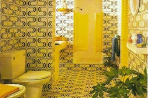 Help! My bathroom suite is stuck in the 1970s