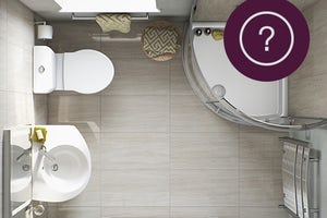 A guide to planning your bathroom layout