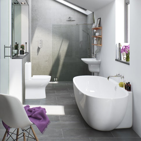 Luxury Bathroom Suites Uk From 149