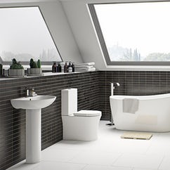 Bathroom Suites Ranges