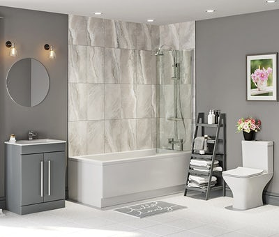 bathroom suites showers and accessories online. Black Bedroom Furniture Sets. Home Design Ideas