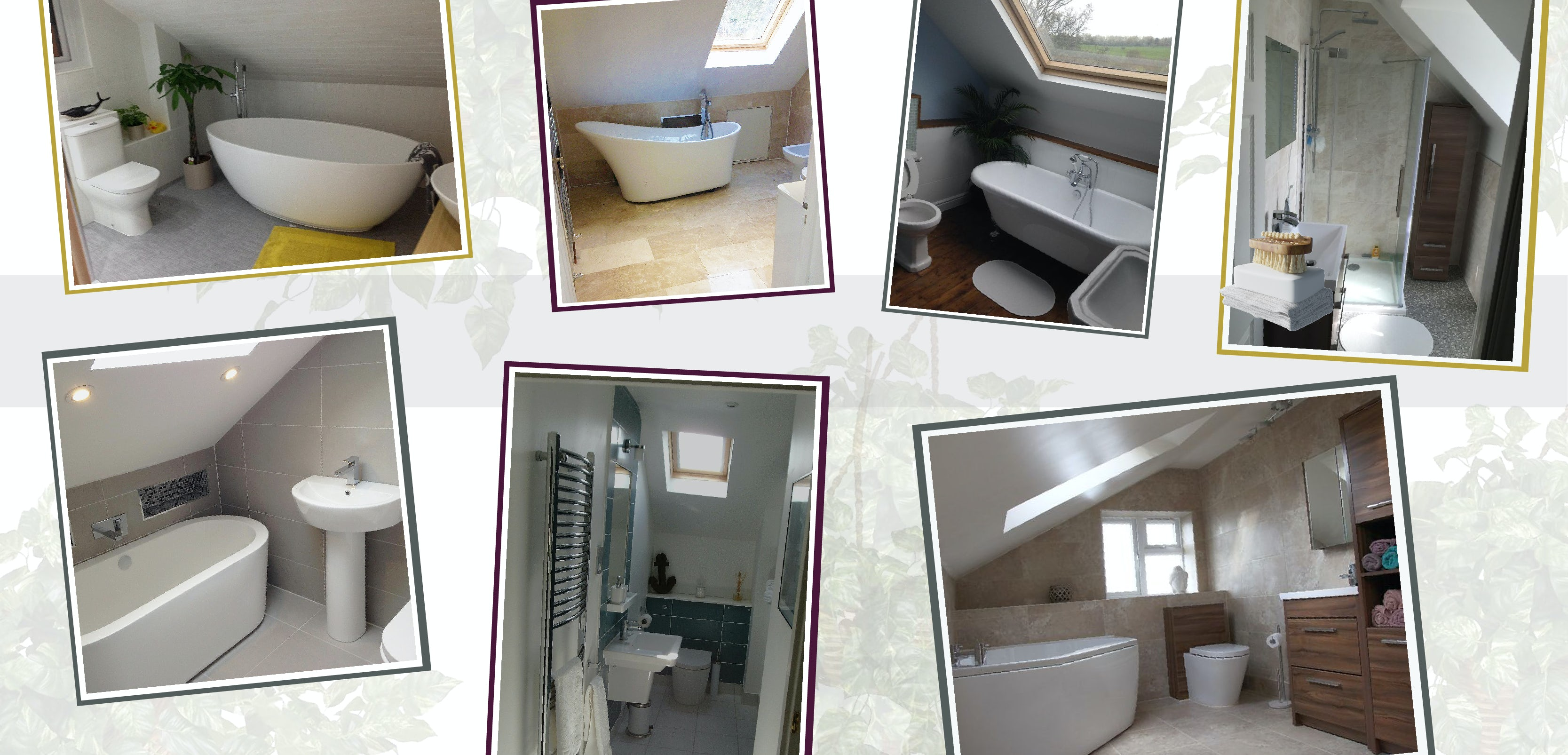 The best bathroom suites for loft conversions for Cost to convert attic to bedroom