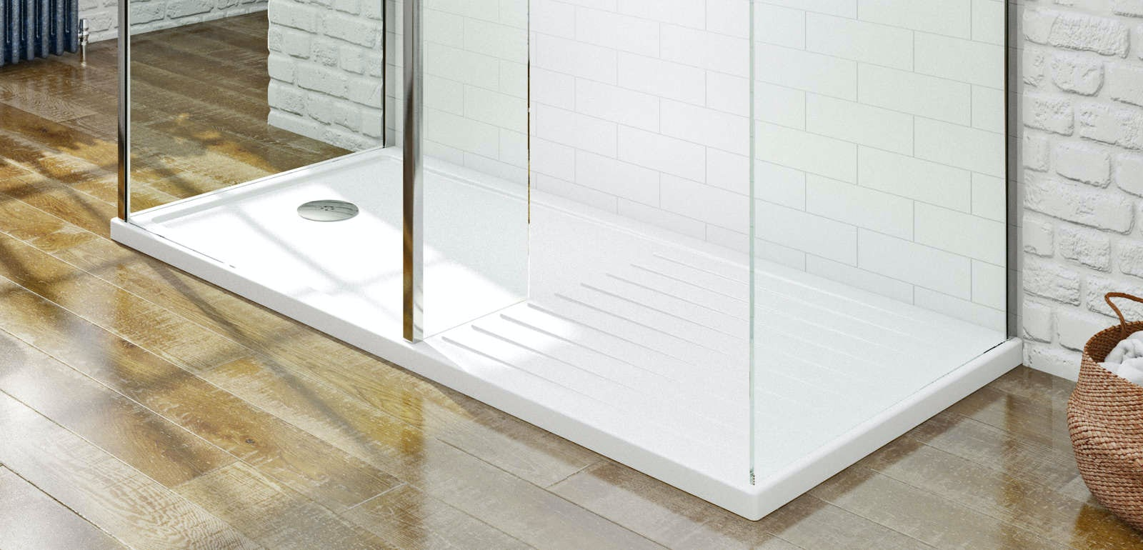 Exceptionnel Walk In Shower Tray Buying Guide