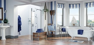 Bathroom ideas: The Harbour part 1