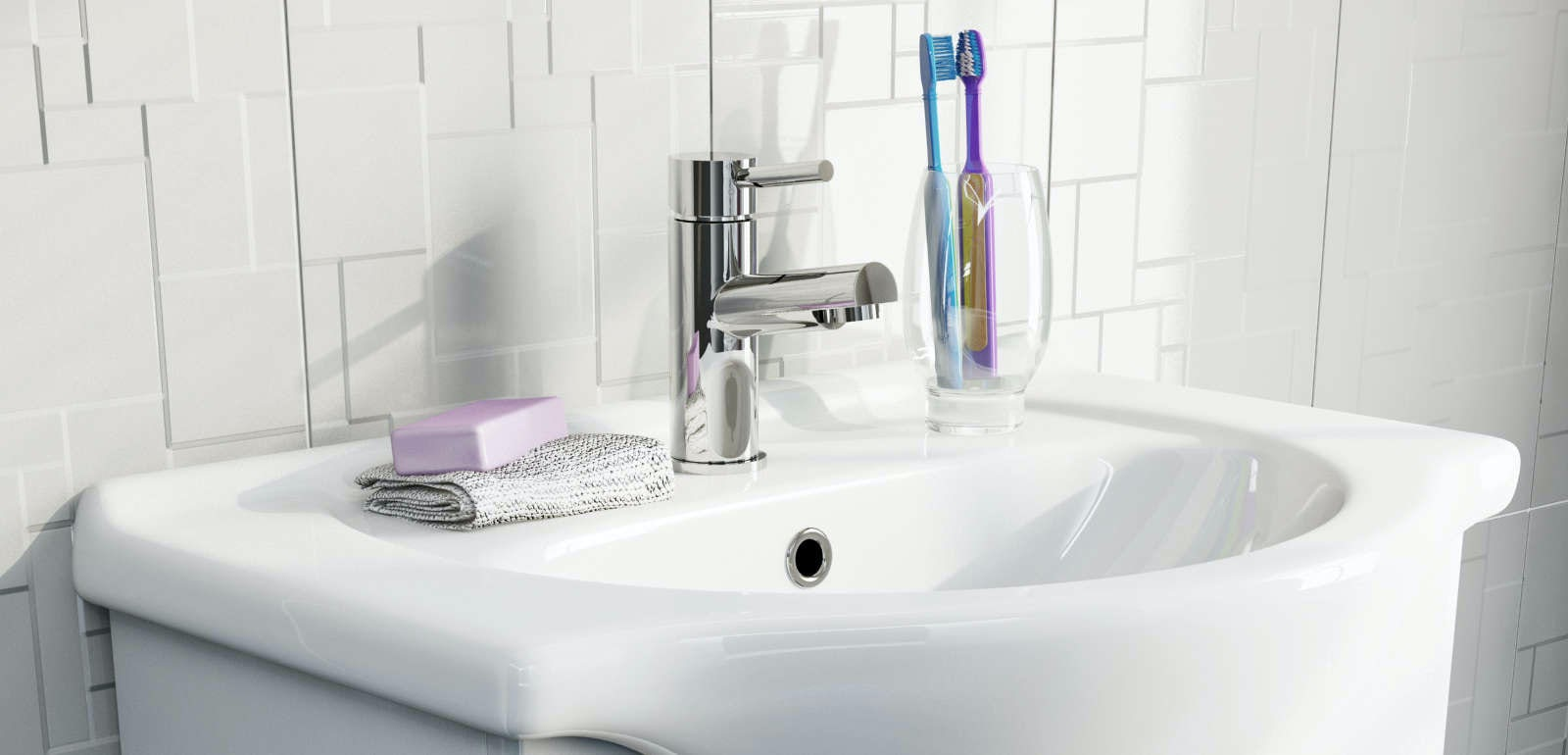 The best bathroom sink cabinets | VictoriaPlum.com