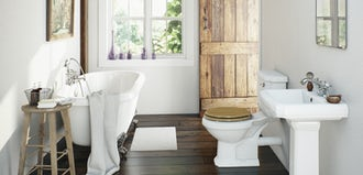 Heritage bathrooms: how to achieve them on a budget