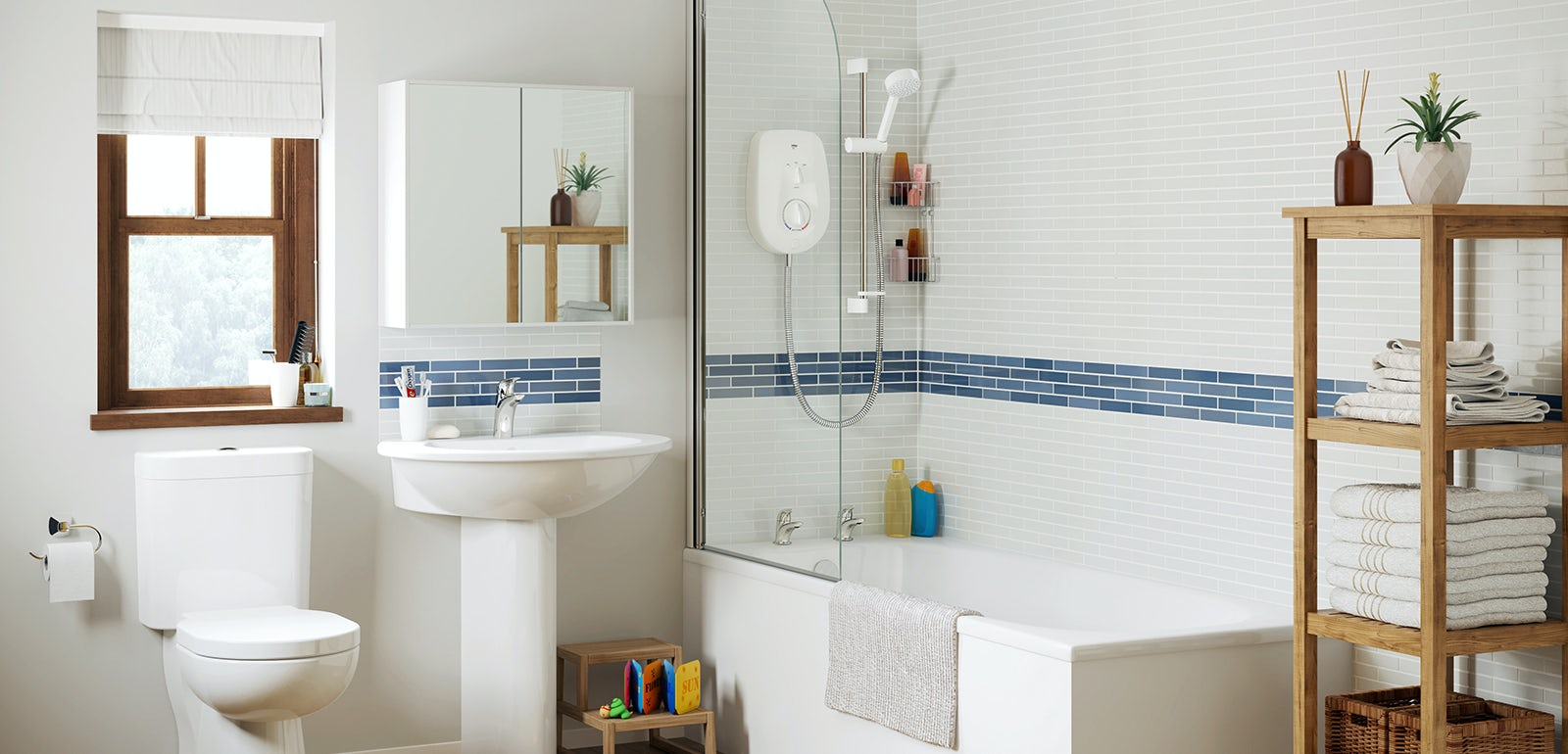 Shower & enclosure bathroom cleaning tips from Mira Showers ...