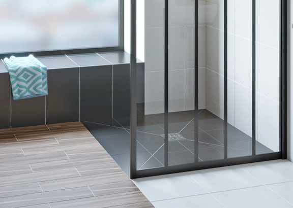 Planning a wetroom