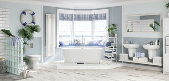 Get the look: Calming Coastal