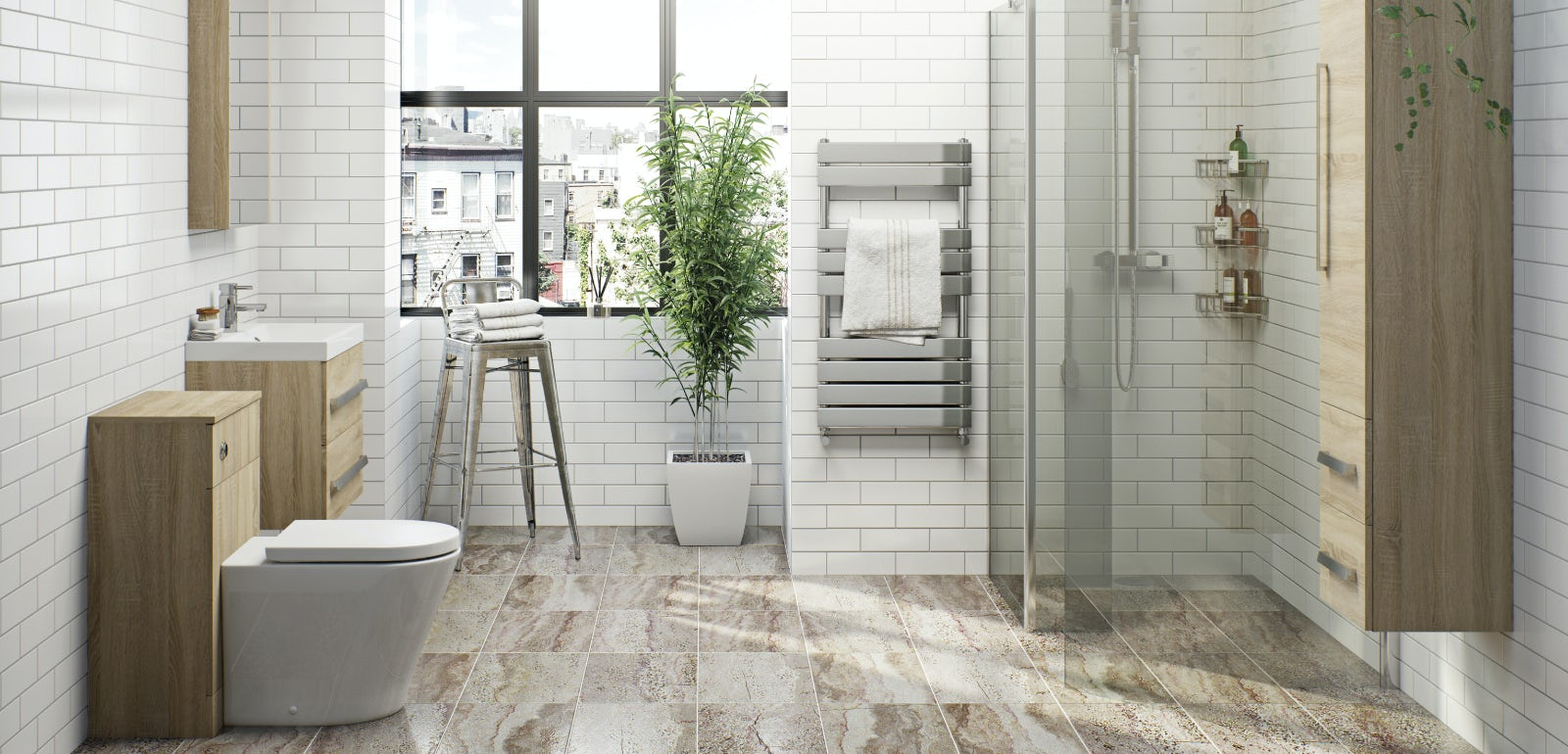 6 Clever Bathroom Storage Ideas