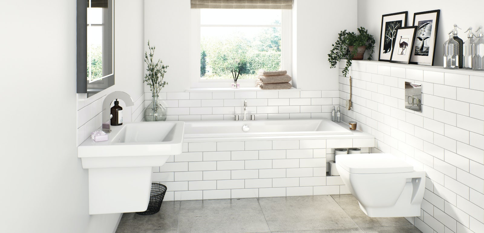 5 Of The Best: Designer Bathroom Suites