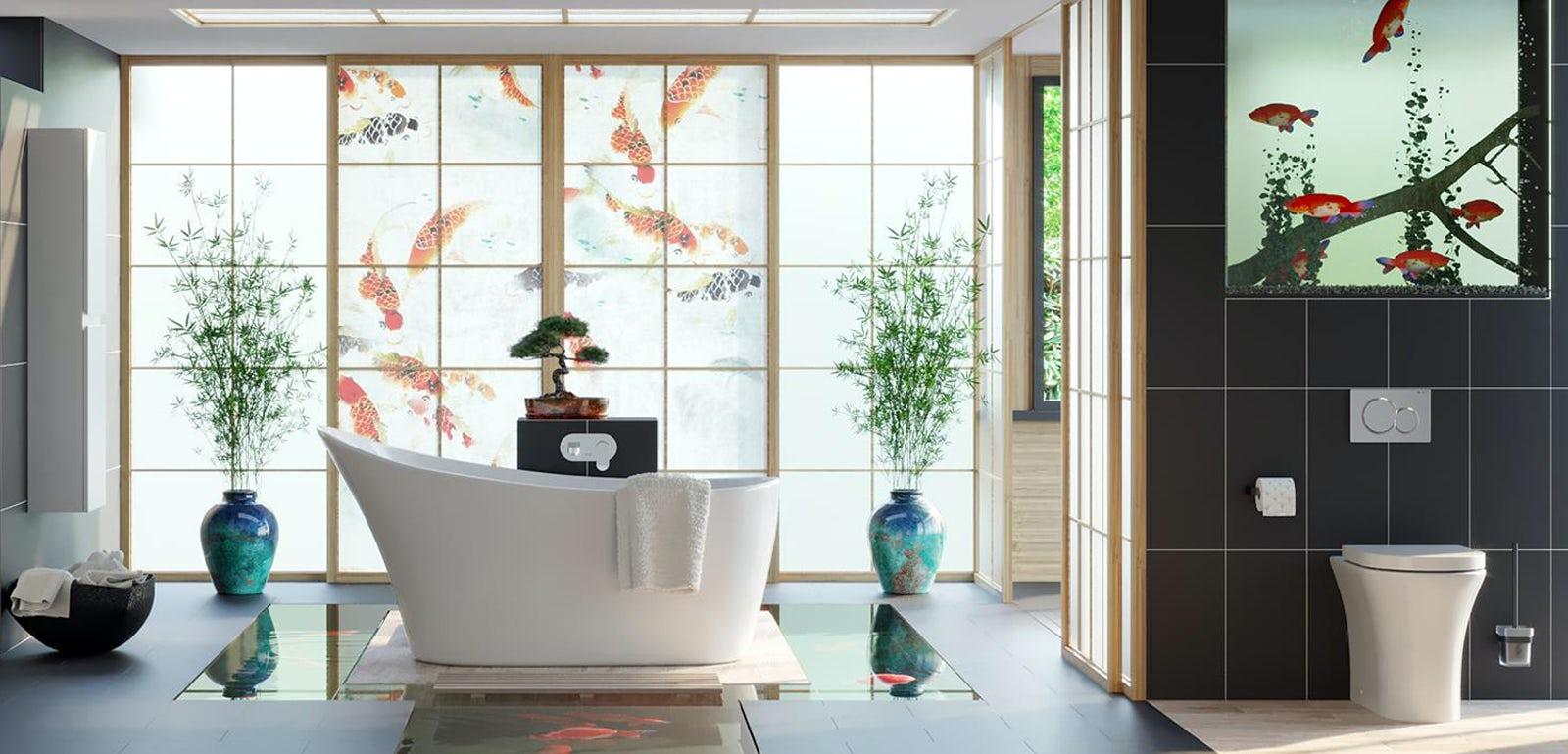 Get the look: Oriental Spa