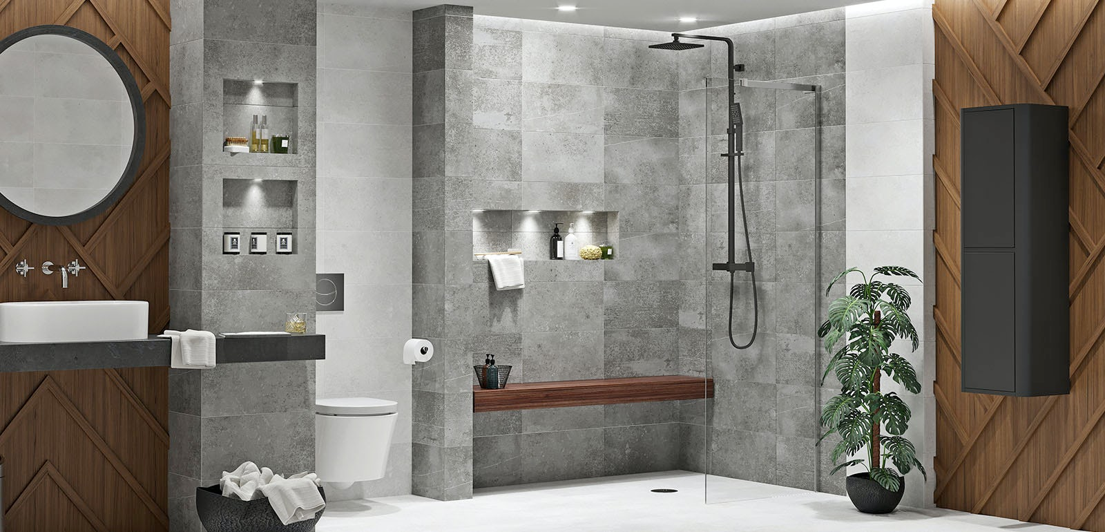 5 Reasons Why A Wet Room Is A Great Bathroom Option