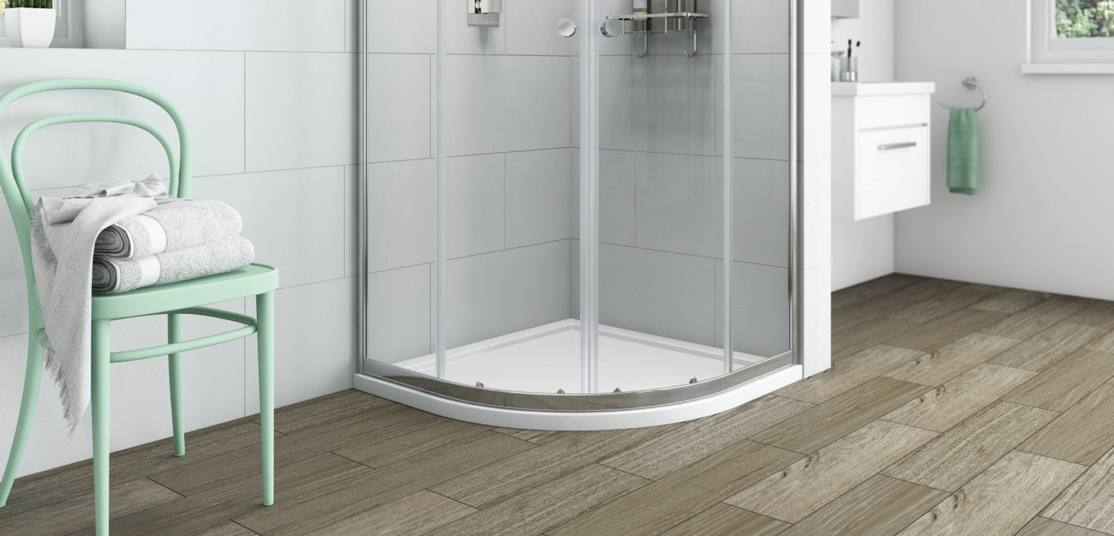 Benefits of a Quadrant Shower Enclosure VictoriaPlumcom