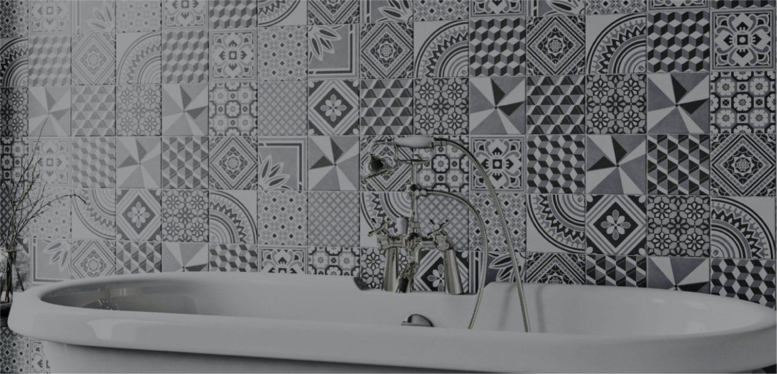 Celebrating National Tile Week with the new Ted Baker tile collection