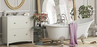 13 easy ways to accessorise your bathroom