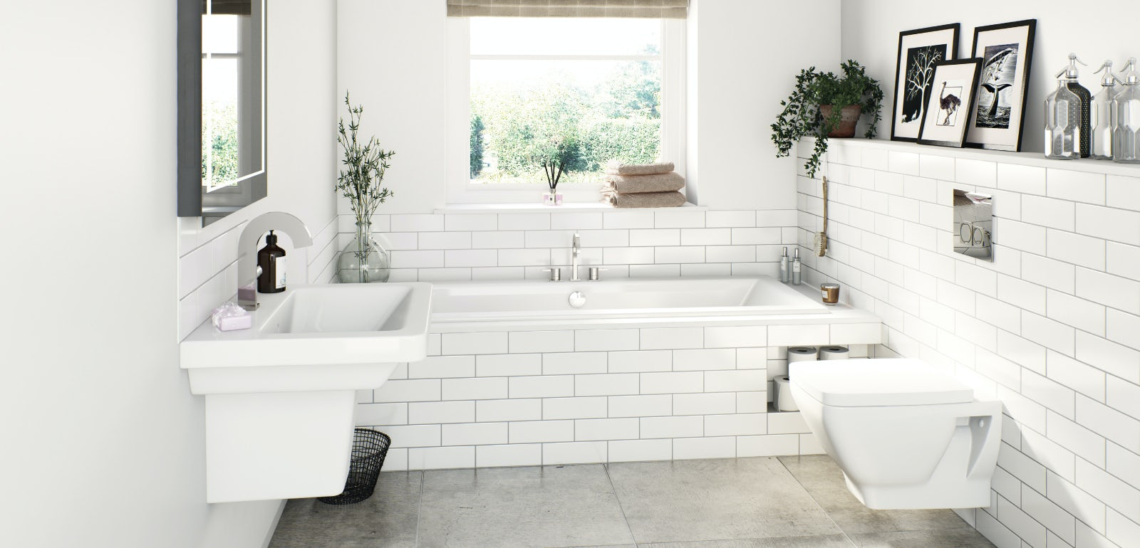 Bathrooms New in Home Decorating Ideas