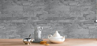 Kitchen & bathroom wallpaper? We've got it covered