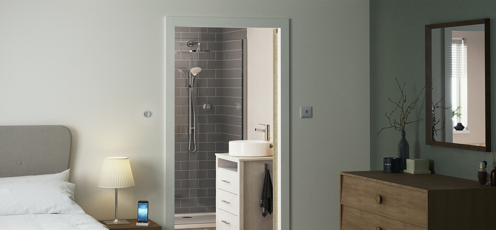 Introducing smart showering from Mira Showers