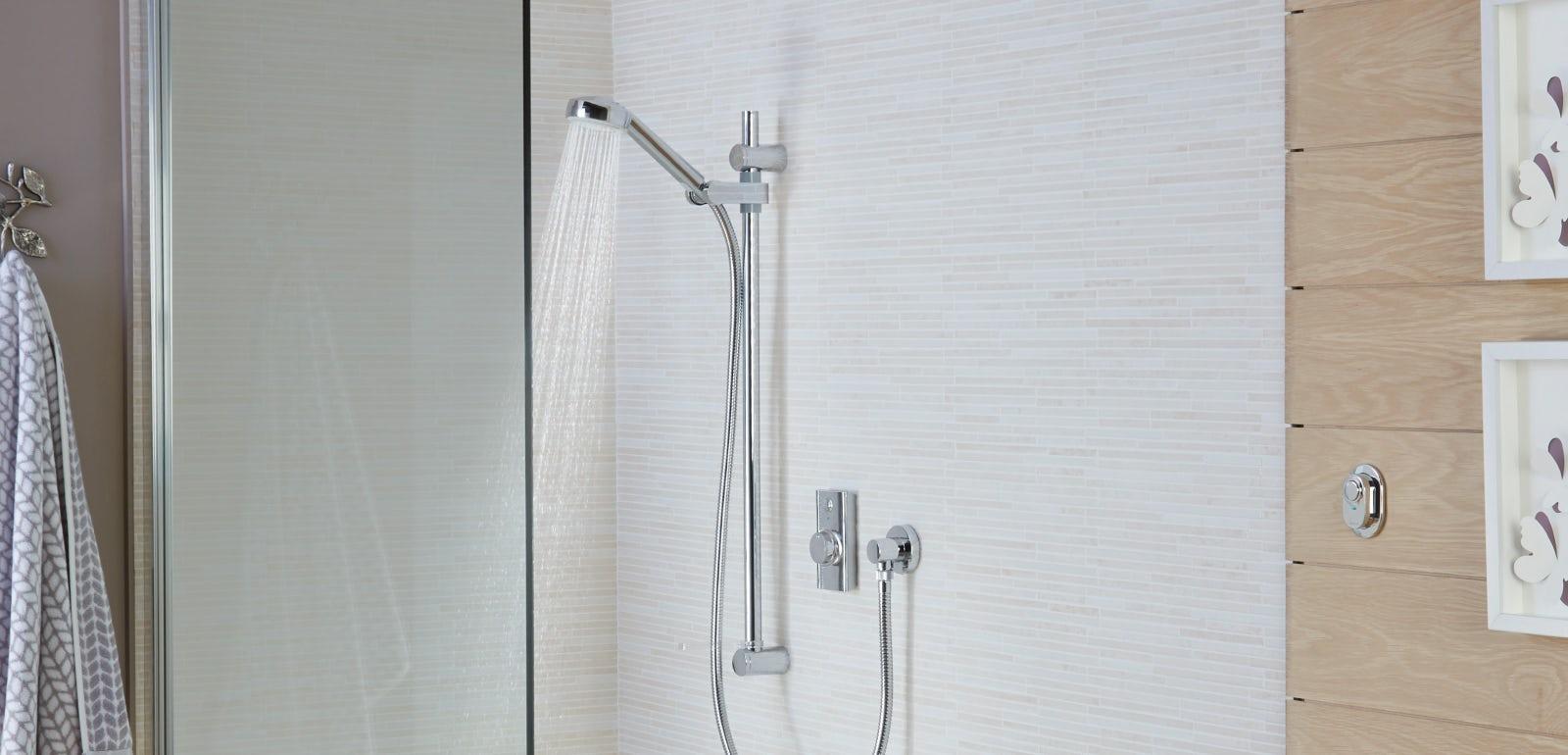 Digital Showers From Aqualisa