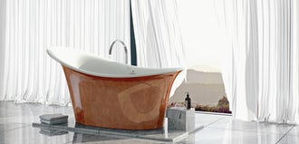 "Enjoy ""la vie de luxe"" with Belle de Louvain baths"