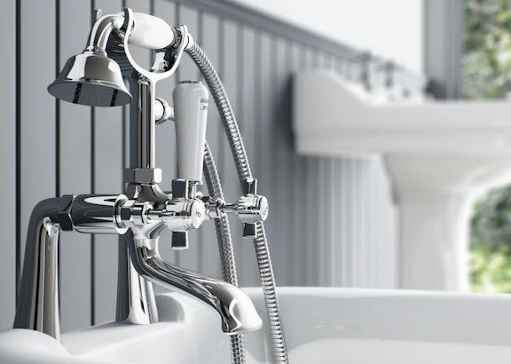 Our top 5 bath shower mixer taps