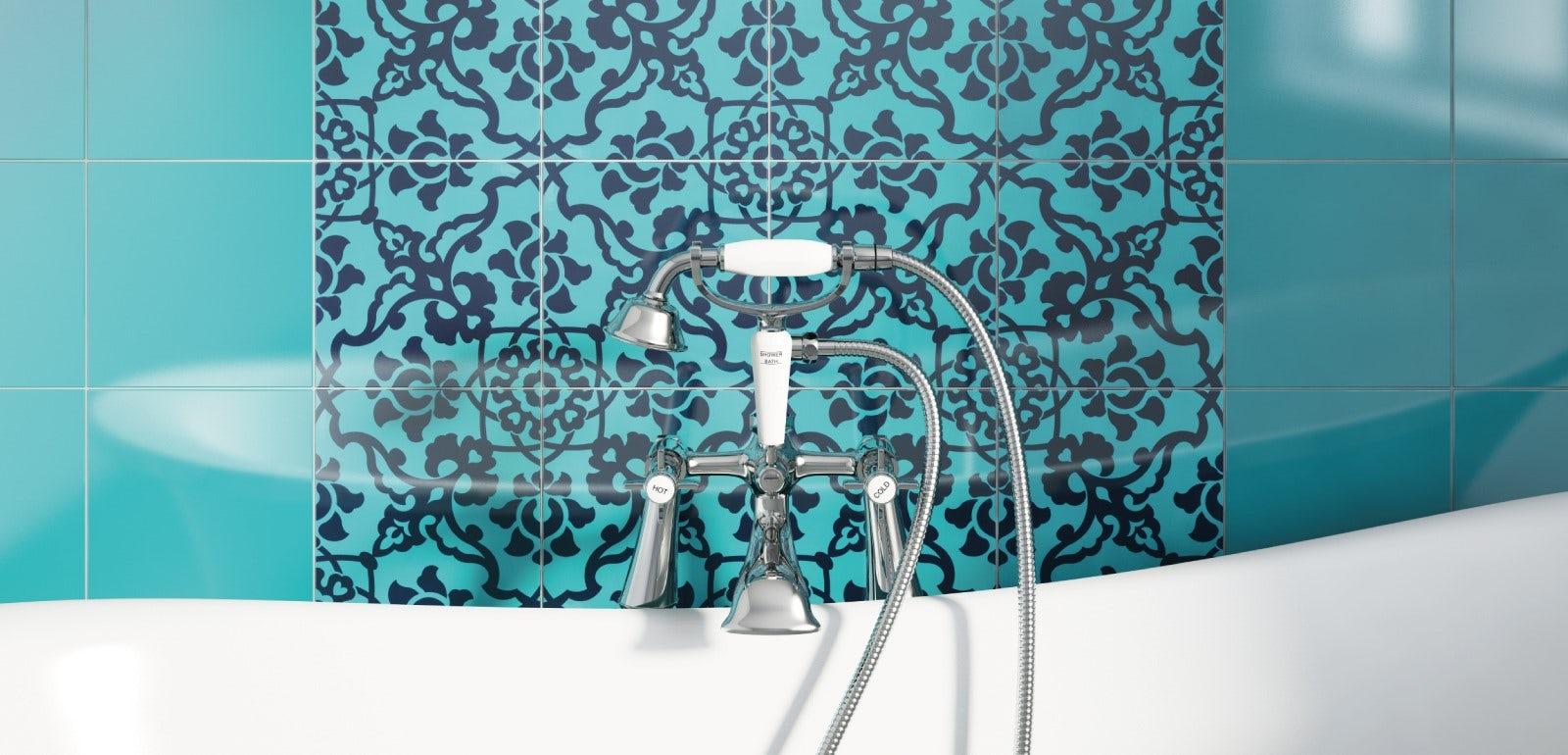 New traditional style bathroom products you'll love