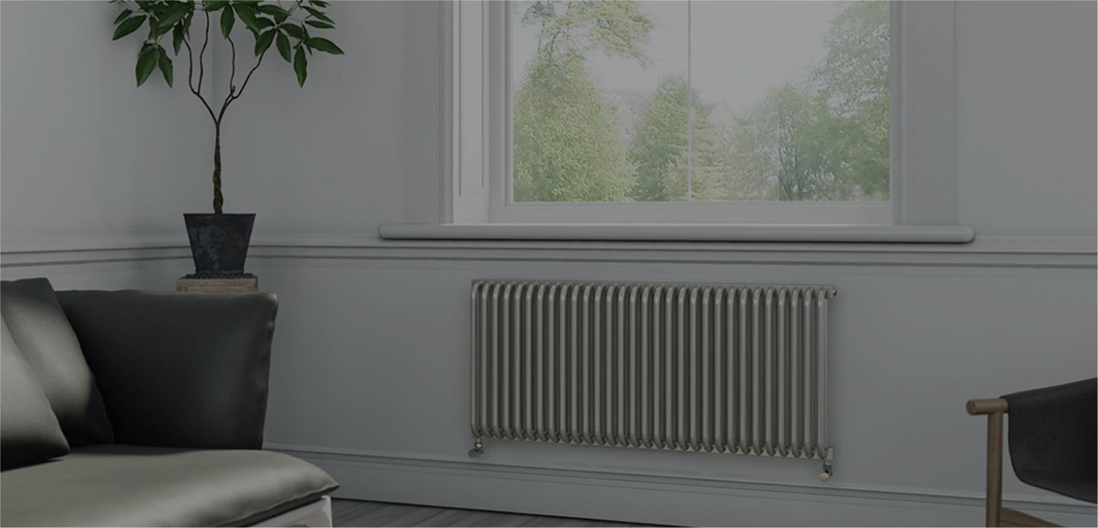 5 column radiators for hot interiors