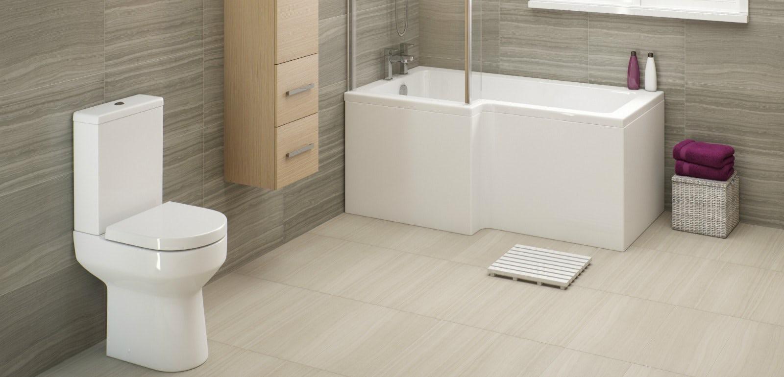 3 design tips for your new bathroom | VictoriaPlum.com