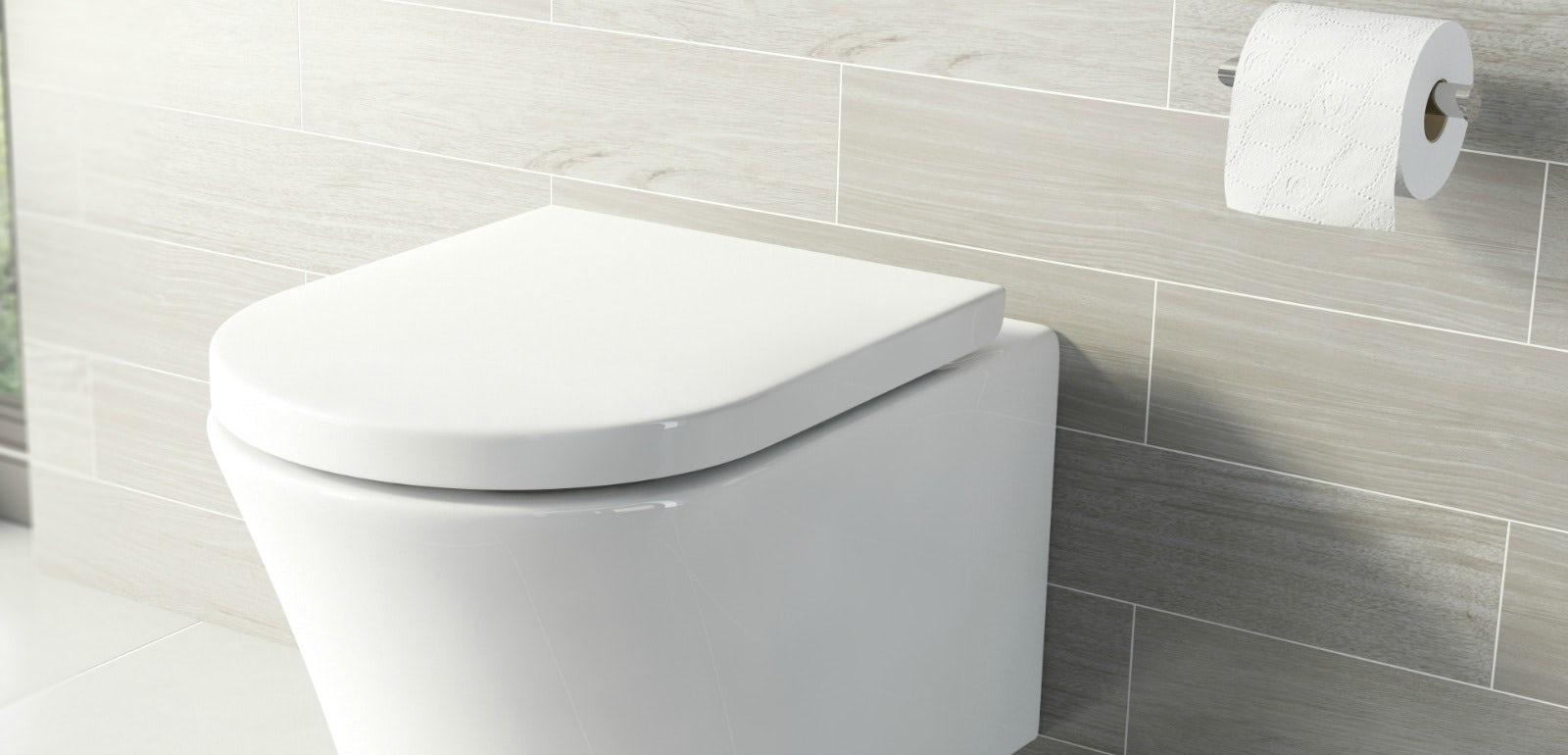 5 reasons to choose a wall hung toilet