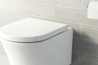 5 reasons to choose a wall hung toilet