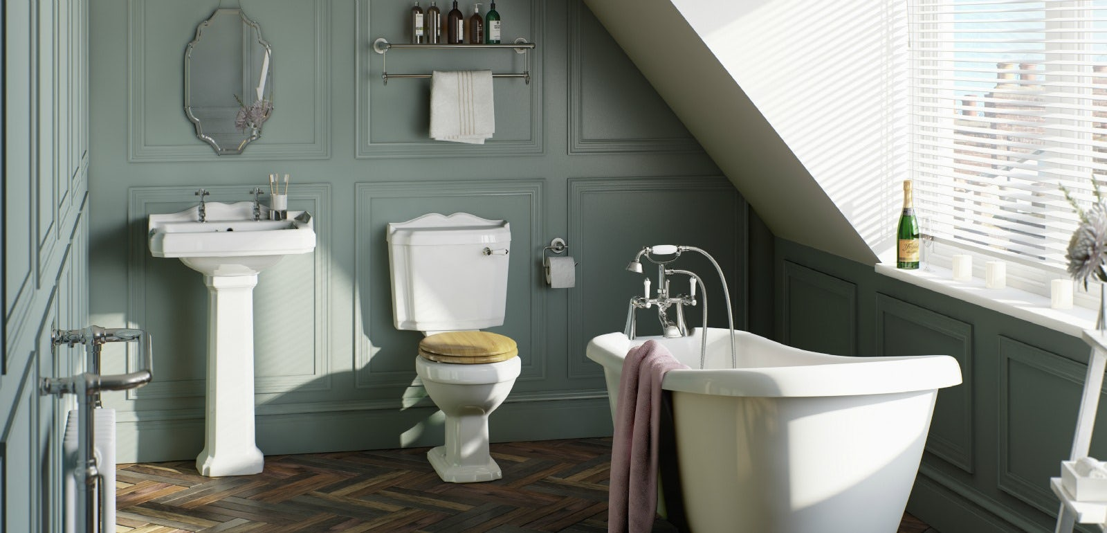 5 ways to create more space in your bathroom - Ways of creating more storage space in your home ...