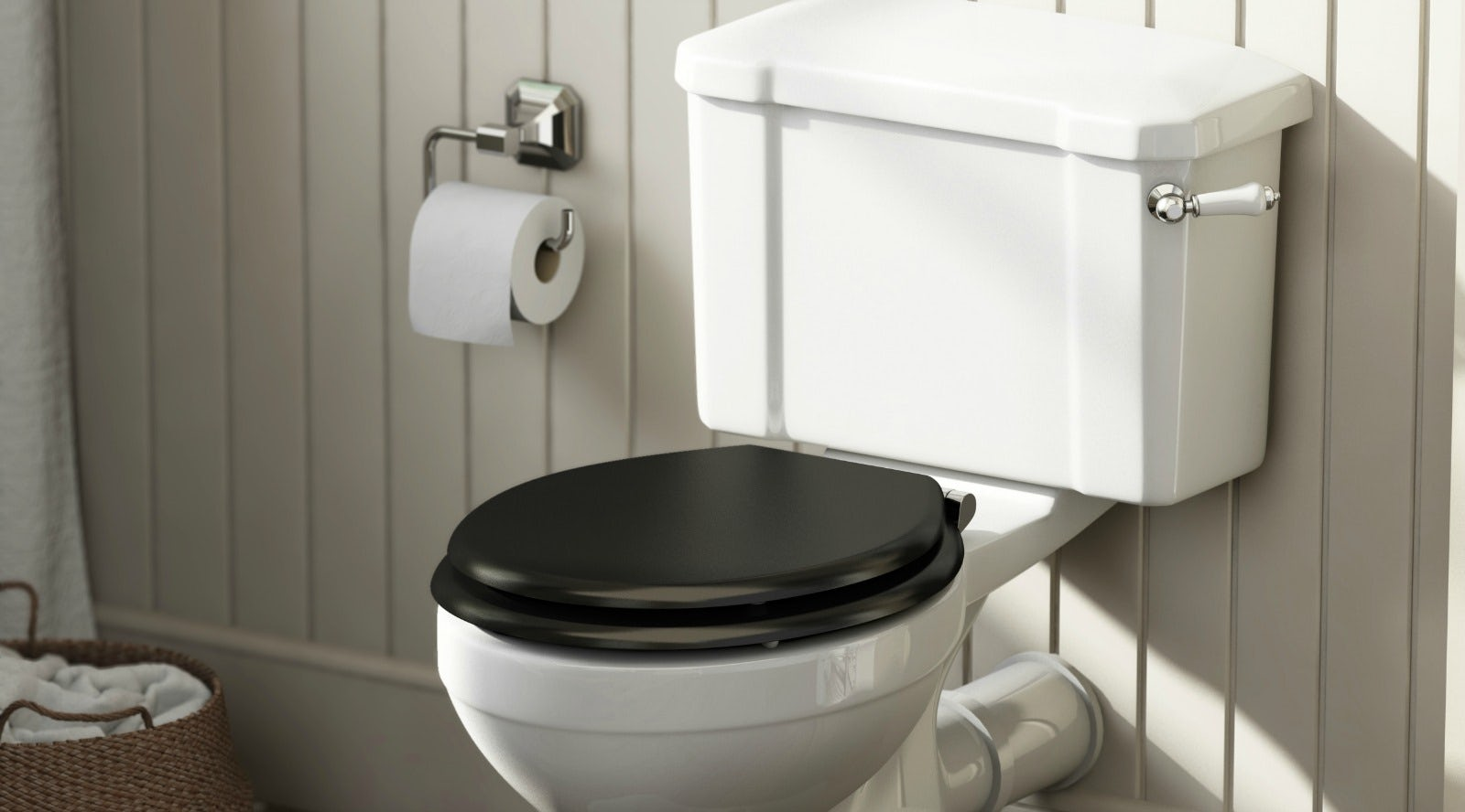 A brief history of bathrooms - From the tin bath to indoor loos