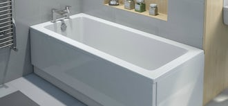 Acrylic baths v steel baths – Which is right for me?