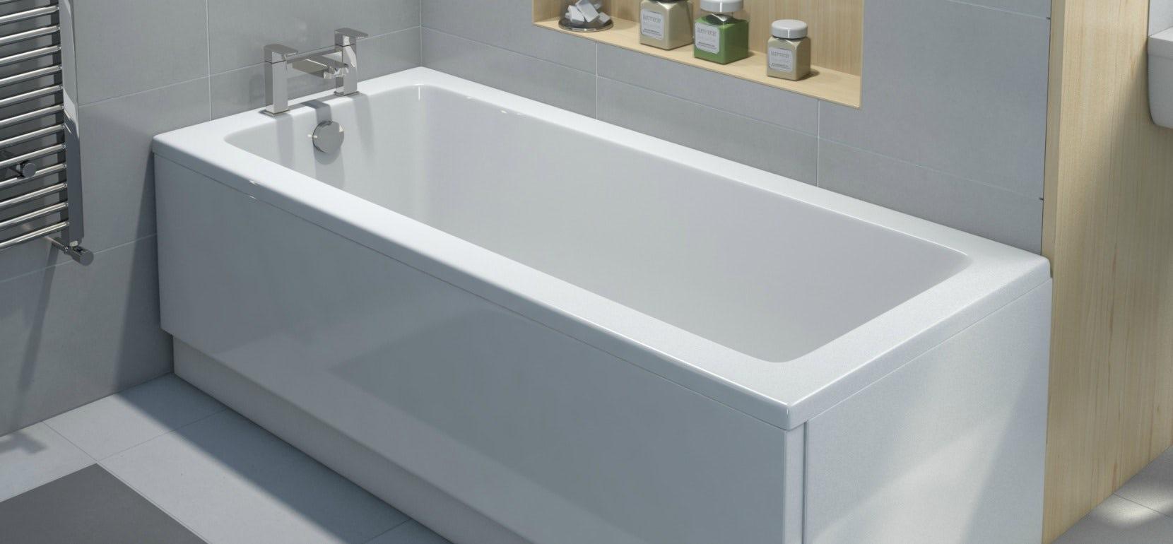 Superb Acrylic Baths V Steel Baths U2013 Which Is Right For Me?