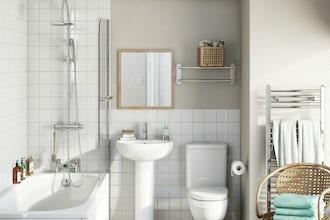 Bathroom suite buying guide