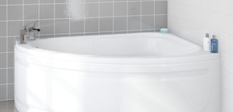 Corner bath buying guide