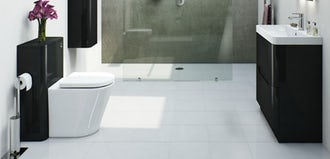 Expert US interior designers: 5 top bathroom trends that can work for the UK