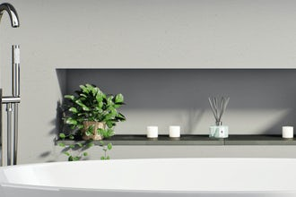 Find out how you can achieve a celebrity style bathroom