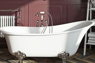 Getting the five star treatment: How to kit your bathroom out like a hotel