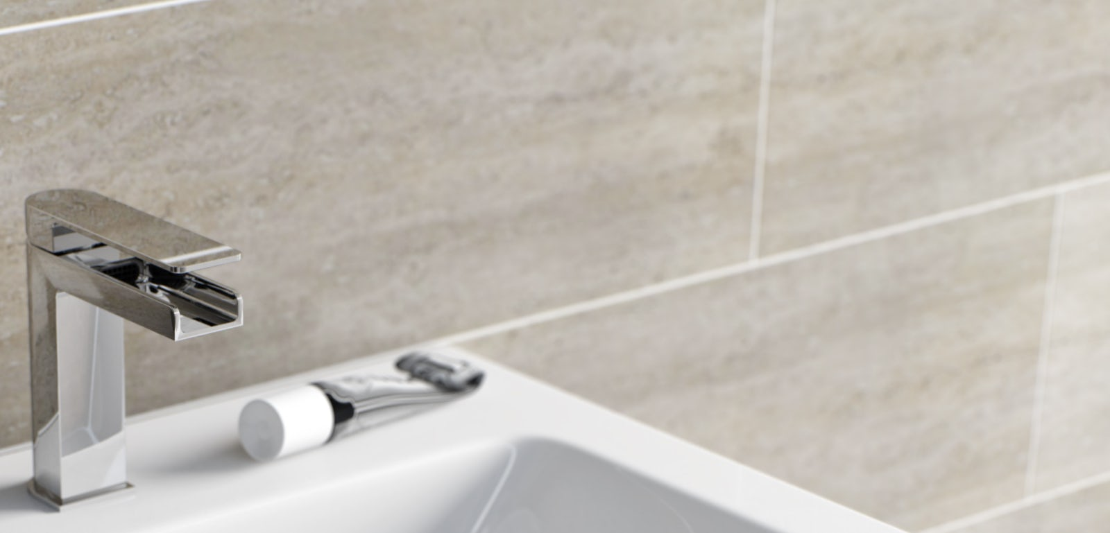 How to fit bathroom tiles - How To Fit Bathroom Tiles