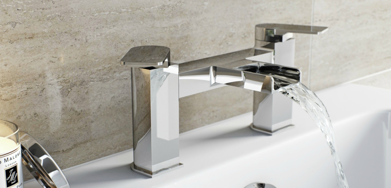 How to Fit Bath Taps | VictoriaPlum.com