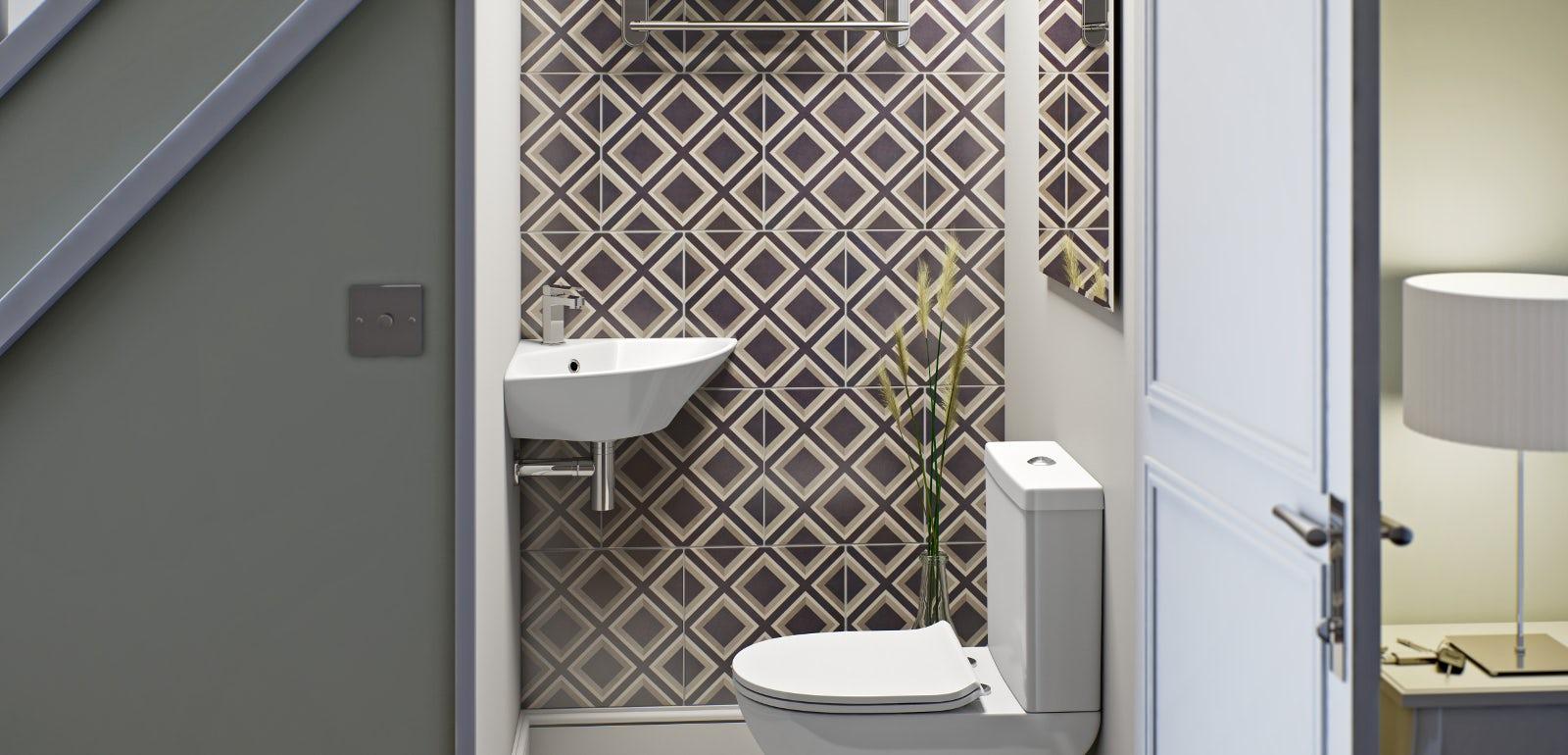 Cloakroom bathroom ideas - Planning A Cloakroom Bathroom