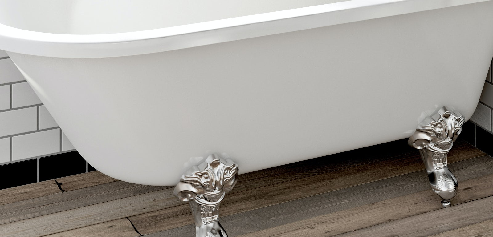 Introducing the new Sally and Shakespeare baths