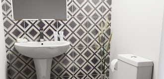 Small cloakroom bathroom ideas