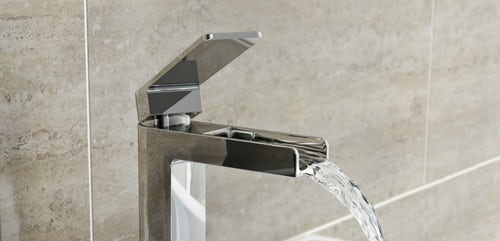 Top taps for beautiful bathrooms